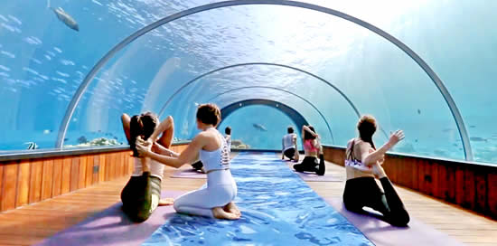 HURAWALHI MALDIVES TO HOST 'AT ONE WITH THE OCEAN' WELLNESS RETREATS