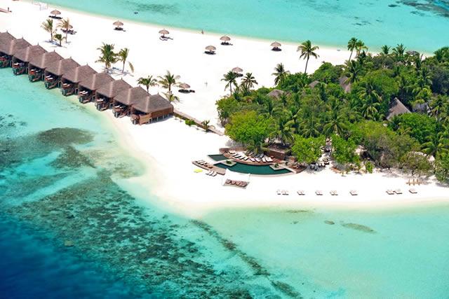 Resort facilities of Constance Moofushi Maldives - All Inclusive