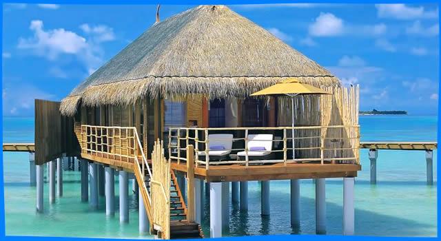 3 reasons to choose Constance Moofushi Maldives - All Inclusive