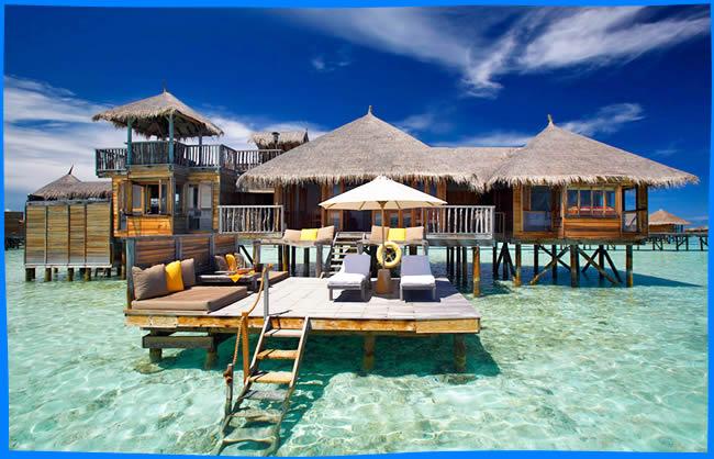 Gili Lankanfushi water reserve