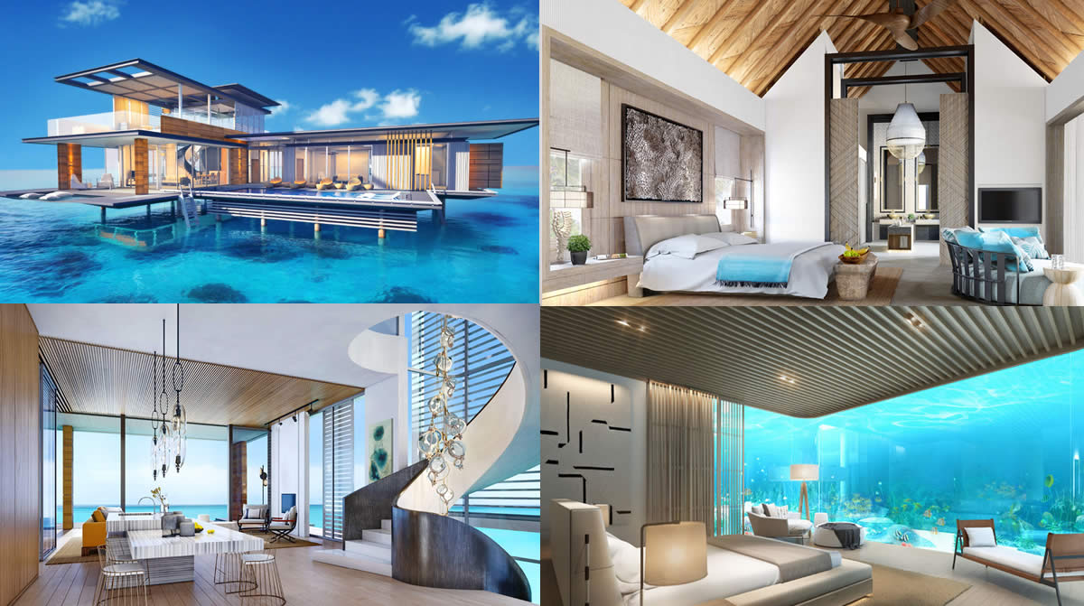 overwater luxury villas maldives