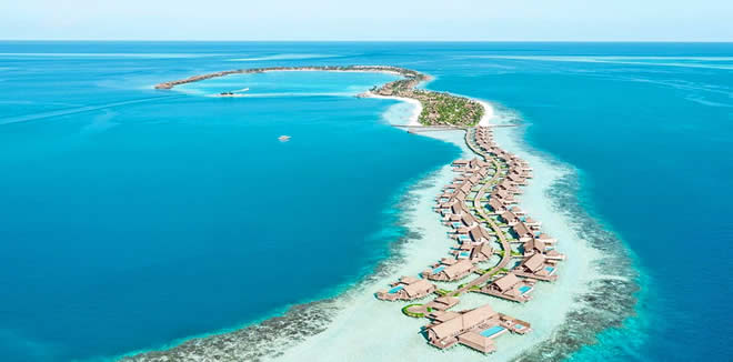 WALDORF ASTORIA MALDIVES ITHAAFUSHI ANNOUNCES EXCLUSIVE DEBUT OFFER