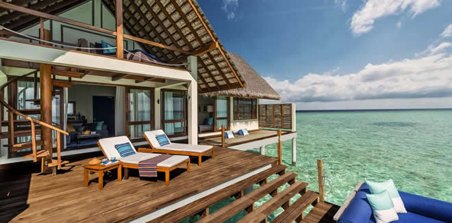 FOUR SEASONS LANDAA GIRAAVARU TO TAKE OVERWATER LIVING TO NEW HEIGHTS WITH ENHANCED WATER VILLAS