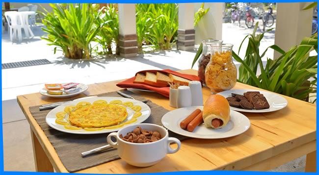 Dhigurah island food and drinks