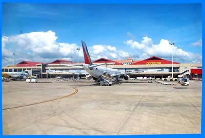 Аэропорт негрос филиппины