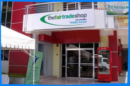 Магазин The Fair Trade Shop