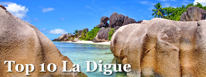top10 La Digue Island