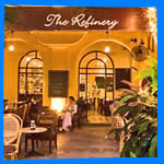 Ресторан The Refinery Saigon
