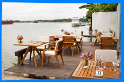 Ресторан Deck Saigon