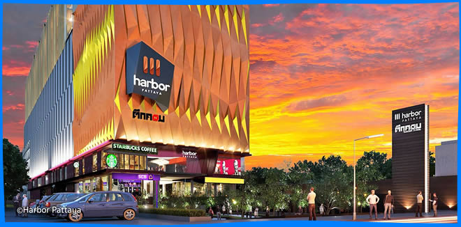 Harbor Mall Pattaya