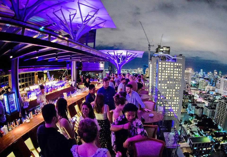 Above Eleven Rooftop Bar