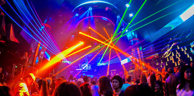 Ночной Клуб Insanity Nightclub