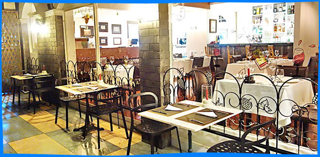 Итальянский Ресторан Lucca Bangkok - Neighbourhood Italian Restaurant on Sukhumvit