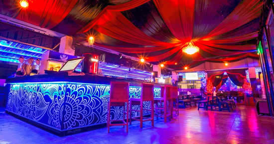 5 Best Clubs on Khao San Road
