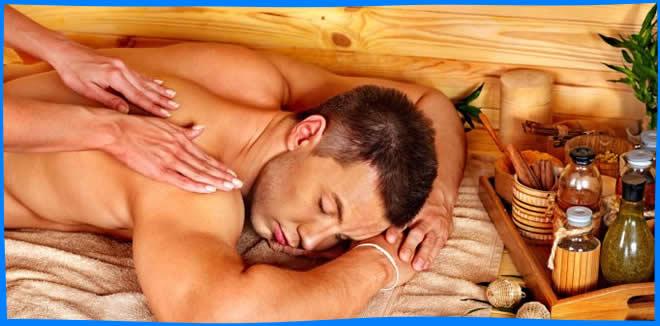 Гей массаж сауна