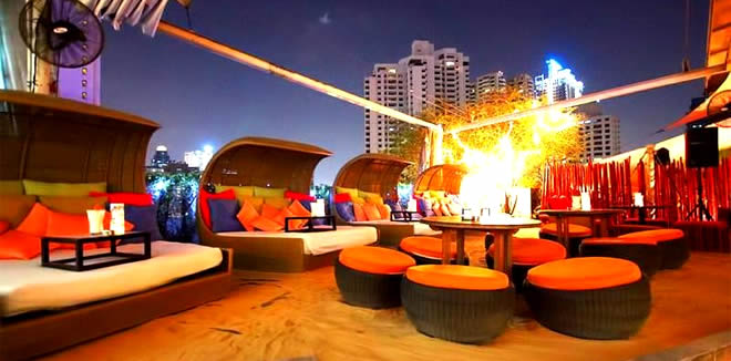 Nest Rooftop Bar